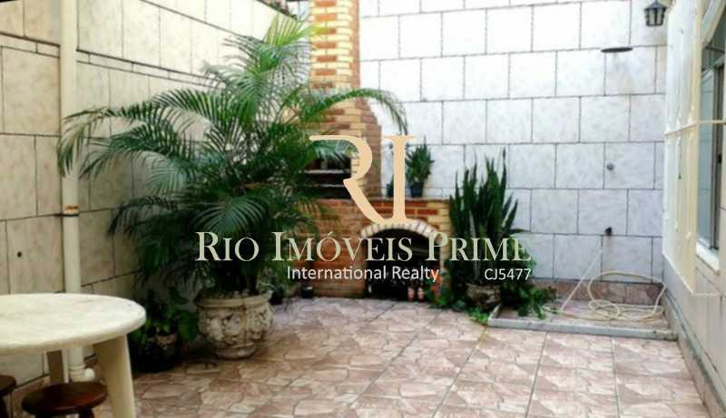 ÁREA EXTERNA COM CHURRASQUE - Apartamento à venda Rua Basílio de Brito,Cachambi, Rio de Janeiro - R$ 279.900 - RPAP20203 - 1