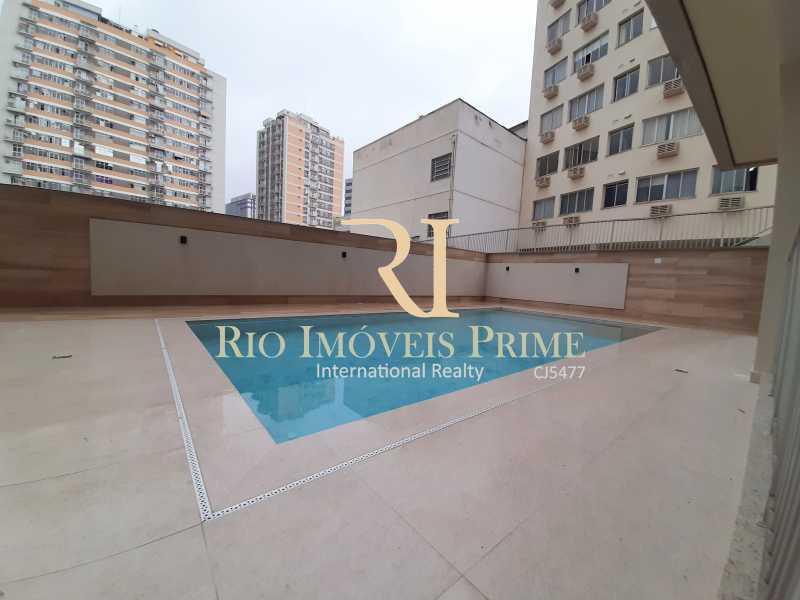 PISCINA - Flat 1 quarto à venda Botafogo, Rio de Janeiro - R$ 690.000 - RPFL10100 - 18