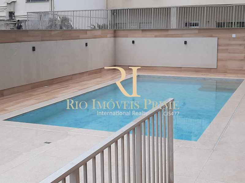 PISCINA - Flat 1 quarto à venda Botafogo, Rio de Janeiro - R$ 690.000 - RPFL10100 - 19