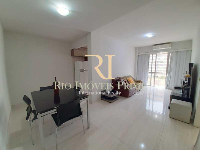 SALAS - Flat 1 quarto à venda Botafogo, Rio de Janeiro - R$ 690.000 - RPFL10100 - 1