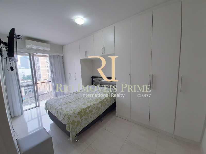 SUÍTE - Flat 1 quarto à venda Botafogo, Rio de Janeiro - R$ 690.000 - RPFL10100 - 9