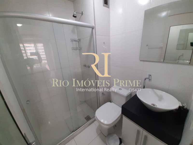 BANHEIRO - Flat 1 quarto à venda Botafogo, Rio de Janeiro - R$ 690.000 - RPFL10100 - 12