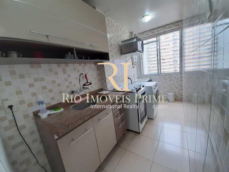 COZINHA - Flat 1 quarto à venda Botafogo, Rio de Janeiro - R$ 690.000 - RPFL10100 - 15