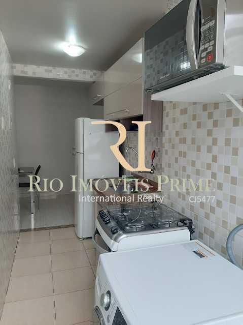 COZINHA - Flat 1 quarto à venda Botafogo, Rio de Janeiro - R$ 690.000 - RPFL10100 - 16