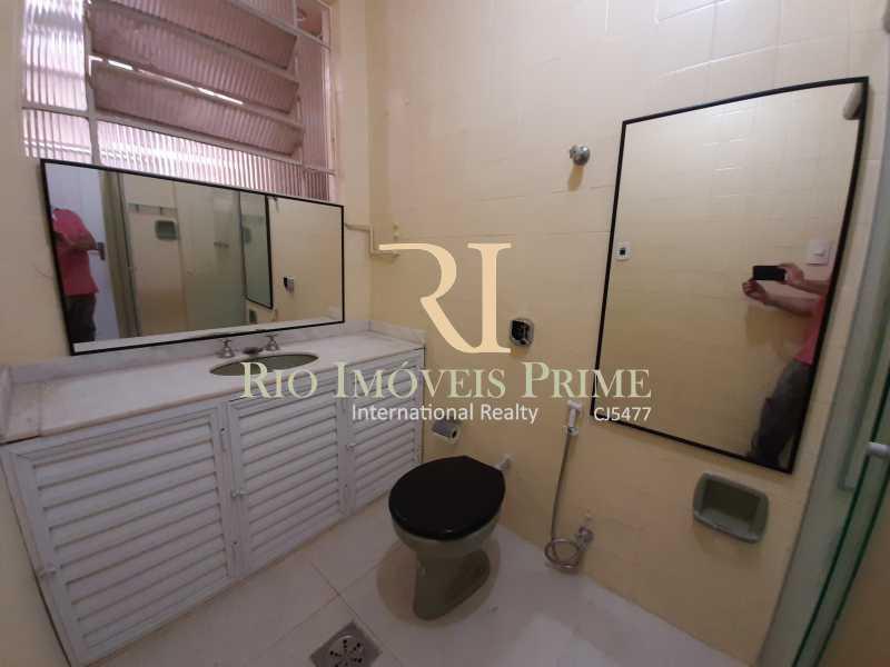 BANHEIRO SOCIAL - Apartamento 3 quartos à venda Tijuca, Rio de Janeiro - R$ 539.990 - RPAP30128 - 12