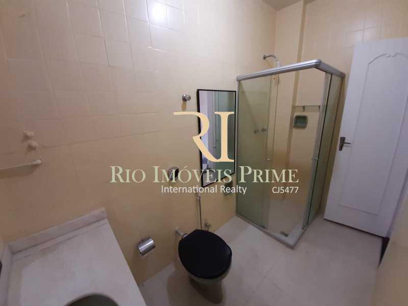 BANHEIRO SOCIAL - Apartamento 3 quartos à venda Tijuca, Rio de Janeiro - R$ 539.990 - RPAP30128 - 13