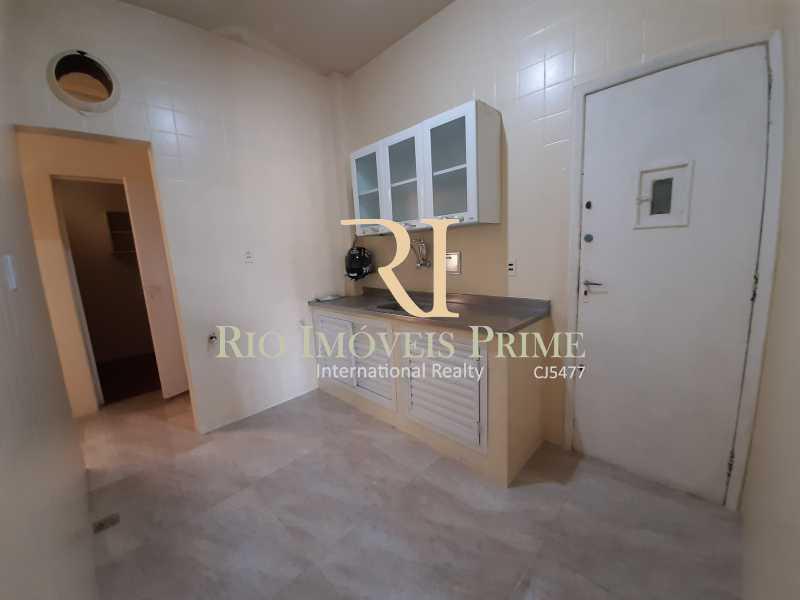 COZINHA - Apartamento 3 quartos à venda Tijuca, Rio de Janeiro - R$ 539.990 - RPAP30128 - 14
