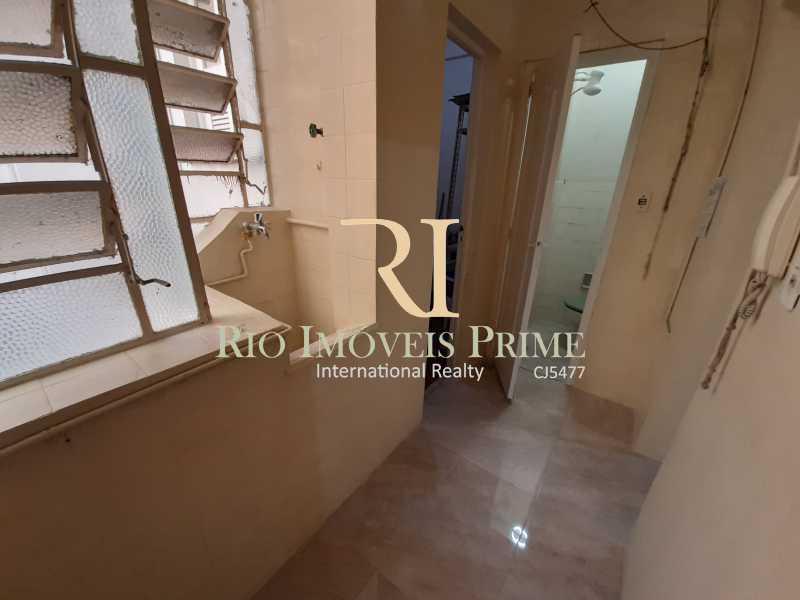 ÁREA SERVIÇO - Apartamento 3 quartos à venda Tijuca, Rio de Janeiro - R$ 539.990 - RPAP30128 - 17