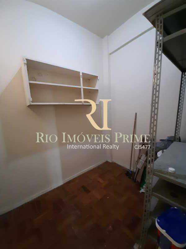 QUARTO SERVIÇO - Apartamento 3 quartos à venda Tijuca, Rio de Janeiro - R$ 539.990 - RPAP30128 - 18