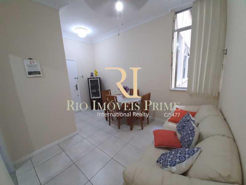 SALA - Apartamento à venda Rua São Salvador,Flamengo, Rio de Janeiro - R$ 599.990 - RPAP20205 - 3