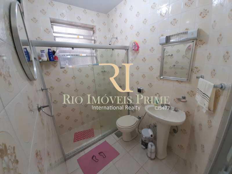 BANHEIRO SOCIAL - Apartamento à venda Rua São Salvador,Flamengo, Rio de Janeiro - R$ 599.990 - RPAP20205 - 13