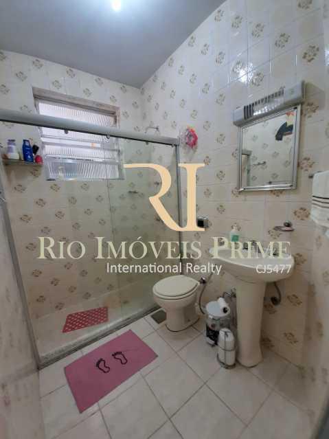 BANHEIRO SOCIAL - Apartamento à venda Rua São Salvador,Flamengo, Rio de Janeiro - R$ 599.990 - RPAP20205 - 14