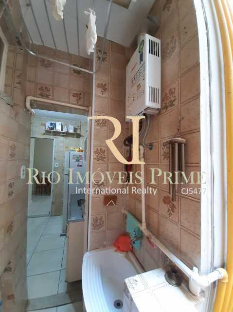 ÁREA SERVIÇO - Apartamento à venda Rua São Salvador,Flamengo, Rio de Janeiro - R$ 599.990 - RPAP20205 - 18