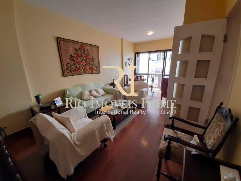 SALA - Apartamento à venda Rua Paulino Fernandes,Botafogo, Rio de Janeiro - R$ 849.900 - RPAP20206 - 3