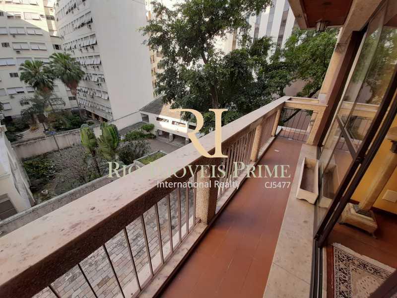 VARANDA - Apartamento à venda Rua Paulino Fernandes,Botafogo, Rio de Janeiro - R$ 849.900 - RPAP20206 - 4