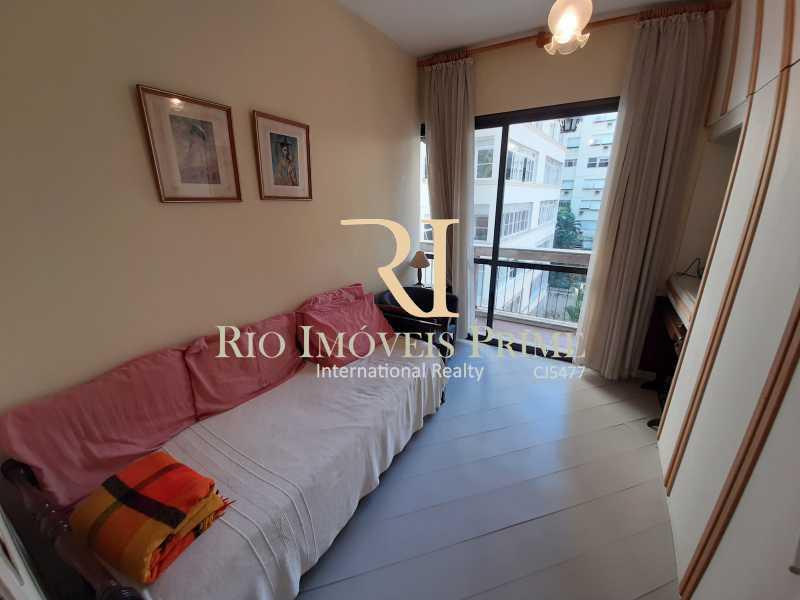 QUARTO2 - Apartamento à venda Rua Paulino Fernandes,Botafogo, Rio de Janeiro - R$ 849.900 - RPAP20206 - 9