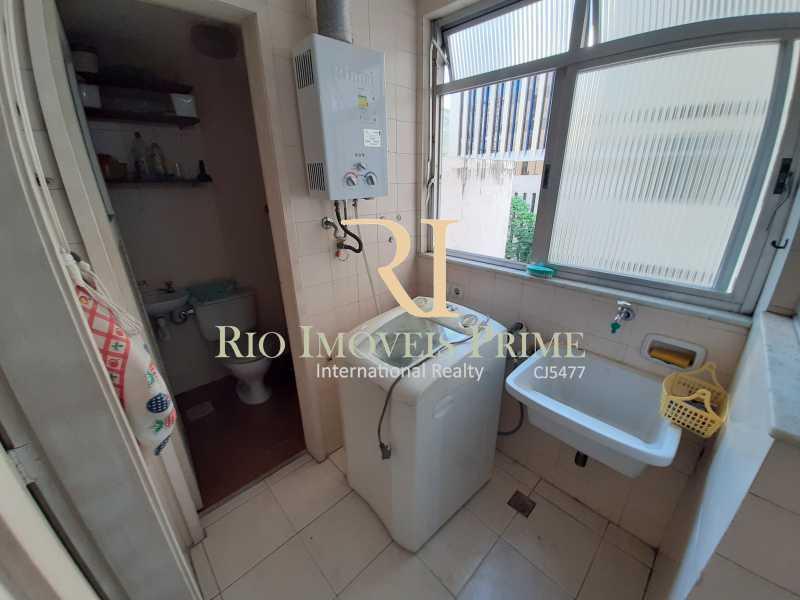 ÁREA SERVIÇO - Apartamento à venda Rua Paulino Fernandes,Botafogo, Rio de Janeiro - R$ 849.900 - RPAP20206 - 15