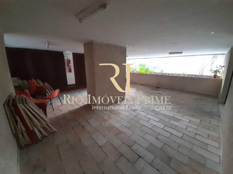 PLAYGROUND - Apartamento à venda Rua Paulino Fernandes,Botafogo, Rio de Janeiro - R$ 849.900 - RPAP20206 - 18
