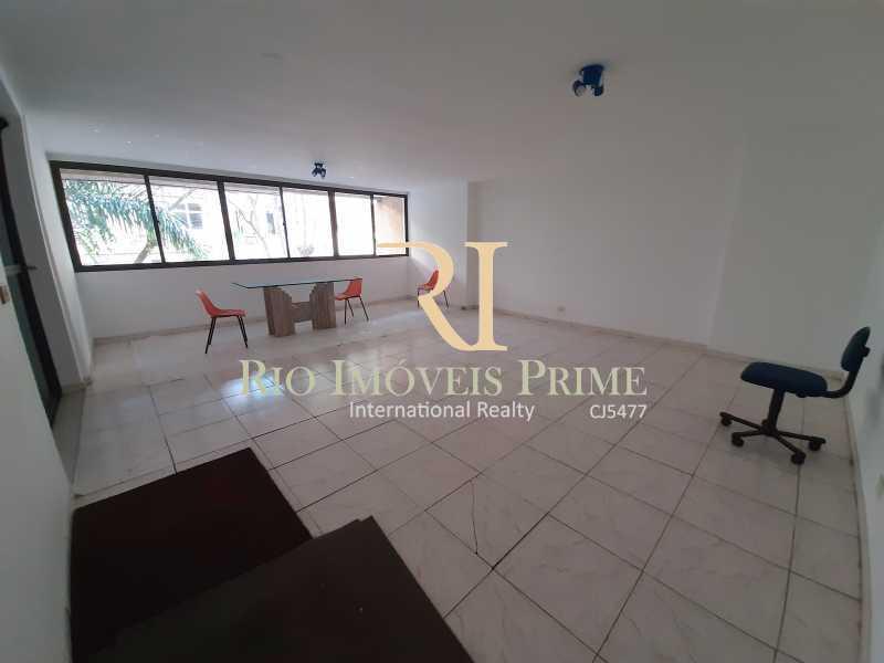 SALÃO DE FESTAS - Apartamento à venda Rua Paulino Fernandes,Botafogo, Rio de Janeiro - R$ 849.900 - RPAP20206 - 20
