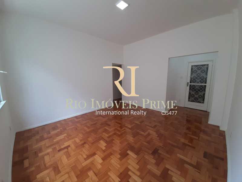 SALA - Apartamento à venda Rua Ribeiro Guimarães,Tijuca, Rio de Janeiro - R$ 459.900 - RPAP20207 - 3
