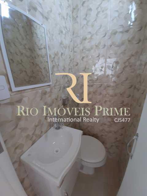 LAVABO - Apartamento à venda Rua Ribeiro Guimarães,Tijuca, Rio de Janeiro - R$ 459.900 - RPAP20207 - 4