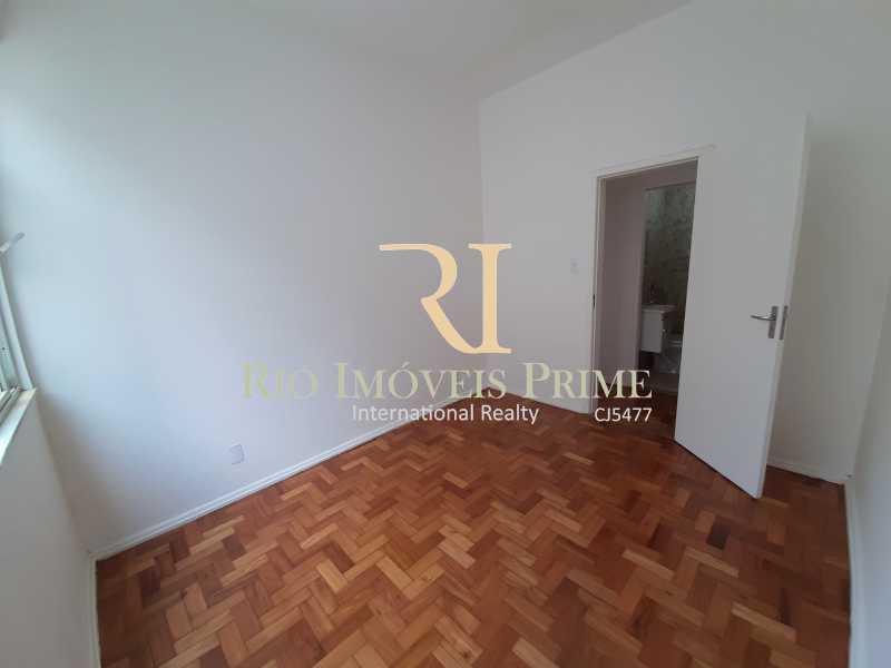 QUARTO1 - Apartamento à venda Rua Ribeiro Guimarães,Tijuca, Rio de Janeiro - R$ 459.900 - RPAP20207 - 6