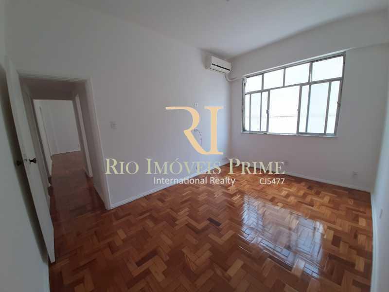 QUARTO2 - Apartamento à venda Rua Ribeiro Guimarães,Tijuca, Rio de Janeiro - R$ 459.900 - RPAP20207 - 7