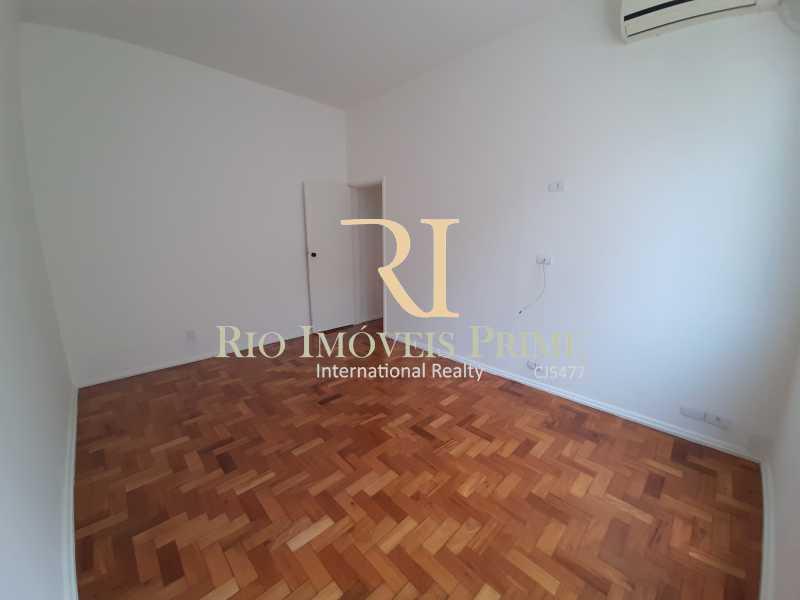 QUARTO2 - Apartamento à venda Rua Ribeiro Guimarães,Tijuca, Rio de Janeiro - R$ 459.900 - RPAP20207 - 8