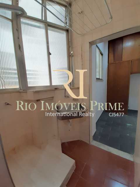 ÁREA SERVIÇO - Apartamento à venda Rua Ribeiro Guimarães,Tijuca, Rio de Janeiro - R$ 459.900 - RPAP20207 - 12