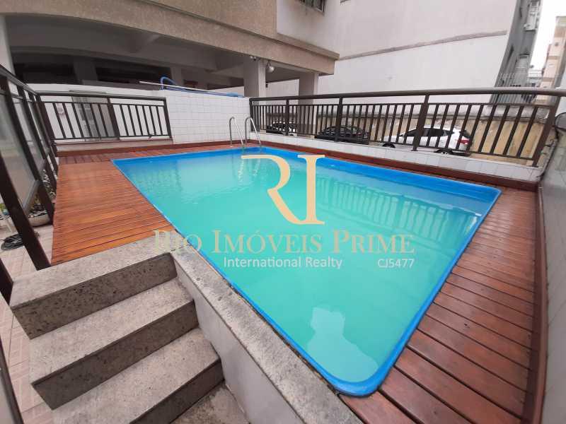PISCINA - Apartamento à venda Rua Ribeiro Guimarães,Tijuca, Rio de Janeiro - R$ 459.900 - RPAP20207 - 15