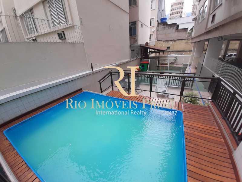PISCINA - Apartamento à venda Rua Ribeiro Guimarães,Tijuca, Rio de Janeiro - R$ 459.900 - RPAP20207 - 16