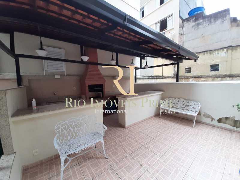 CHURRASQUEIRA - Apartamento à venda Rua Ribeiro Guimarães,Tijuca, Rio de Janeiro - R$ 459.900 - RPAP20207 - 17