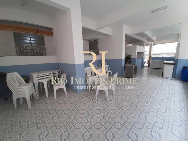 SALÃO FESTAS - Apartamento à venda Rua Ribeiro Guimarães,Tijuca, Rio de Janeiro - R$ 459.900 - RPAP20207 - 20