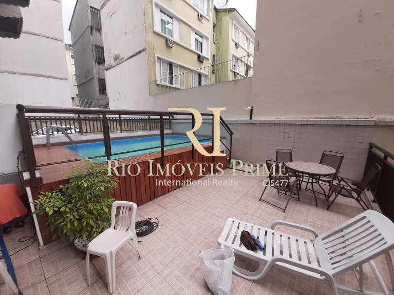 ÁREA COMUM - Apartamento à venda Rua Ribeiro Guimarães,Tijuca, Rio de Janeiro - R$ 459.900 - RPAP20207 - 25
