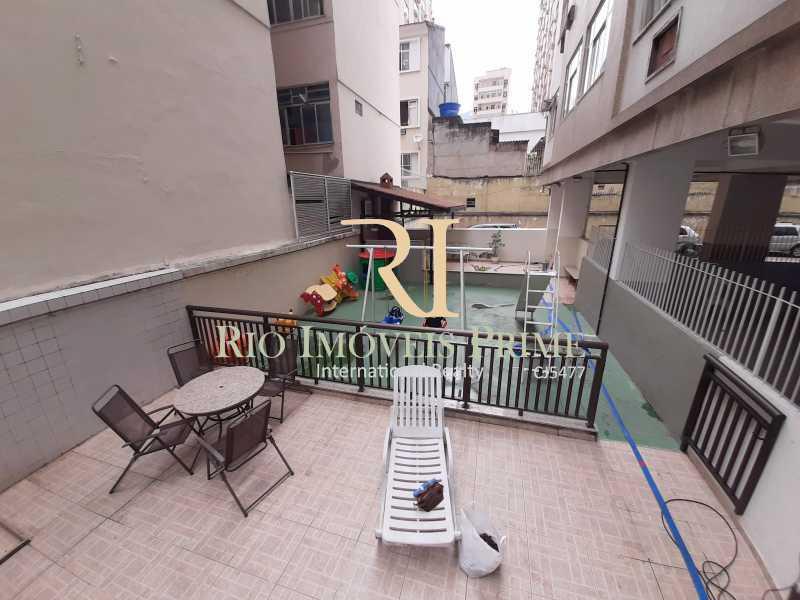 ÁREA COMUM - Apartamento à venda Rua Ribeiro Guimarães,Tijuca, Rio de Janeiro - R$ 459.900 - RPAP20207 - 26