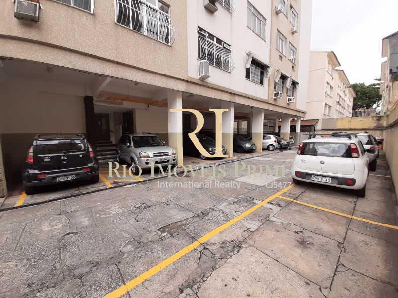 GARAGEM - Apartamento à venda Rua Ribeiro Guimarães,Tijuca, Rio de Janeiro - R$ 459.900 - RPAP20207 - 27