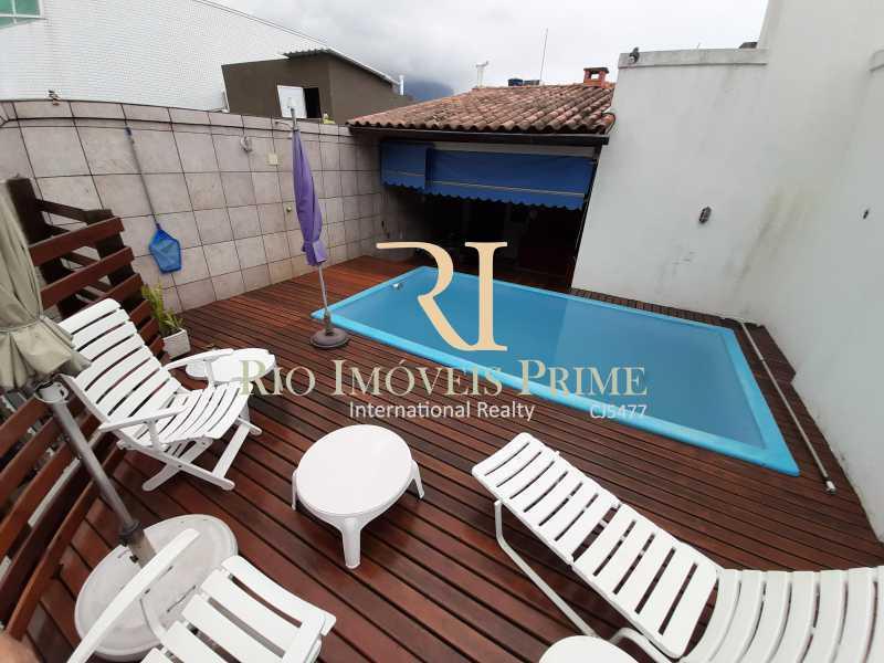 PISCINA - Cobertura 4 quartos à venda Barra da Tijuca, Rio de Janeiro - R$ 2.990.000 - RPCO40014 - 4