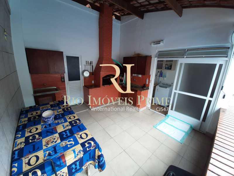 CHURRASQUEIRA - Cobertura 4 quartos à venda Barra da Tijuca, Rio de Janeiro - R$ 2.990.000 - RPCO40014 - 5