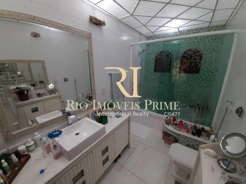 BANHEIRO SUÍTE1 - Cobertura 4 quartos à venda Barra da Tijuca, Rio de Janeiro - R$ 2.990.000 - RPCO40014 - 12