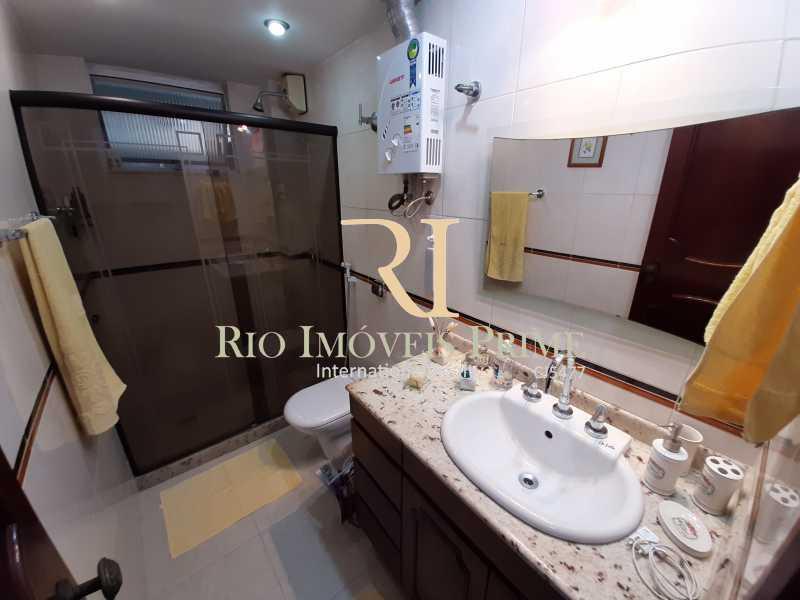 BANHEIRO SOCIAL - Cobertura 4 quartos à venda Barra da Tijuca, Rio de Janeiro - R$ 2.990.000 - RPCO40014 - 19