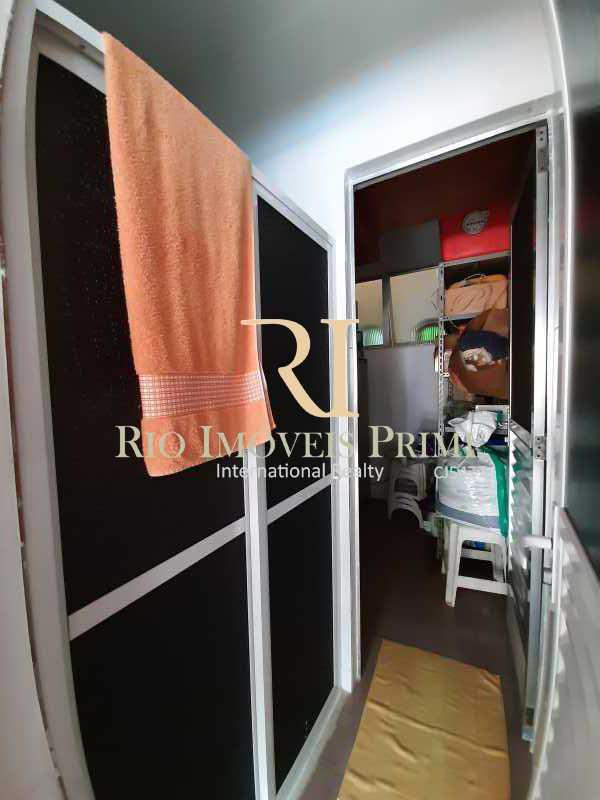 DEPENDÊNCIA COMPLETA - Cobertura 4 quartos à venda Barra da Tijuca, Rio de Janeiro - R$ 2.990.000 - RPCO40014 - 30