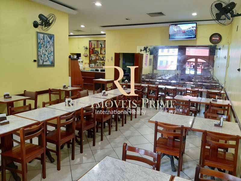 SALÃO - Ponto comercial 120m² à venda Rua José Higino,Tijuca, Rio de Janeiro - R$ 150.000 - RPPC00001 - 4