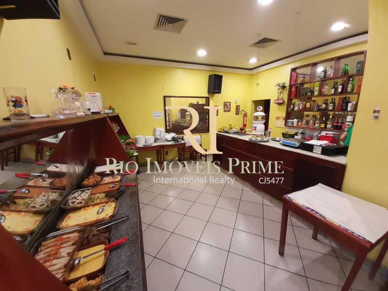 ÁREA SELF SERVICE - Ponto comercial 120m² à venda Rua José Higino,Tijuca, Rio de Janeiro - R$ 150.000 - RPPC00001 - 5