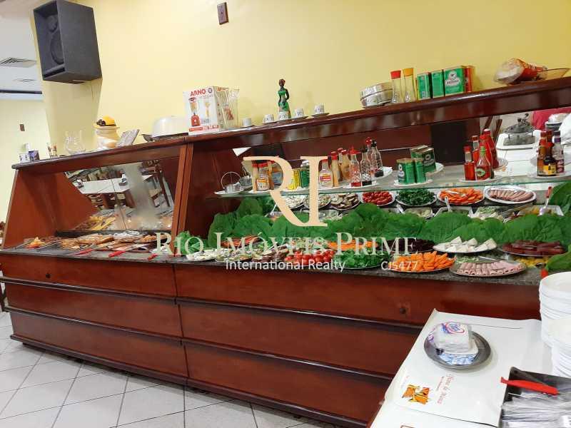 MESA ÁREA SELF SERVICE - Ponto comercial 120m² à venda Rua José Higino,Tijuca, Rio de Janeiro - R$ 150.000 - RPPC00001 - 7