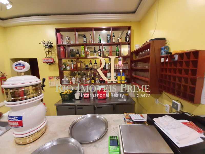 ÁREA CAIXA-BARMAN - Ponto comercial 120m² à venda Rua José Higino,Tijuca, Rio de Janeiro - R$ 150.000 - RPPC00001 - 8