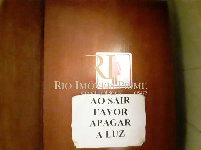 WC FEMININO - Ponto comercial 120m² à venda Rua José Higino,Tijuca, Rio de Janeiro - R$ 150.000 - RPPC00001 - 12