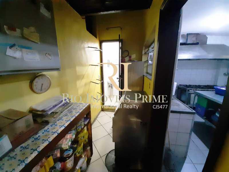 WC EMPREGADOS - Ponto comercial 120m² à venda Rua José Higino,Tijuca, Rio de Janeiro - R$ 150.000 - RPPC00001 - 14