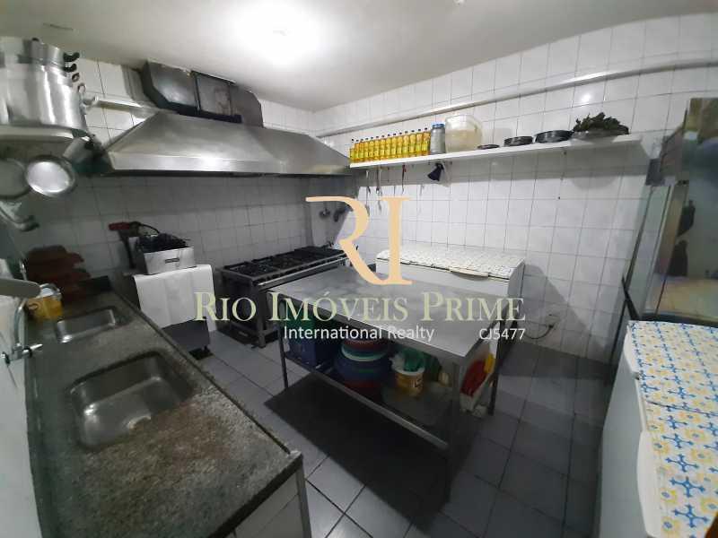 COZINHA INDUSTRIAL - Ponto comercial 120m² à venda Rua José Higino,Tijuca, Rio de Janeiro - R$ 150.000 - RPPC00001 - 15