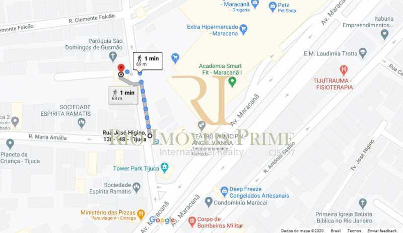 DIST HIPERMERCADO EXTRA - Ponto comercial 120m² à venda Rua José Higino,Tijuca, Rio de Janeiro - R$ 150.000 - RPPC00001 - 19