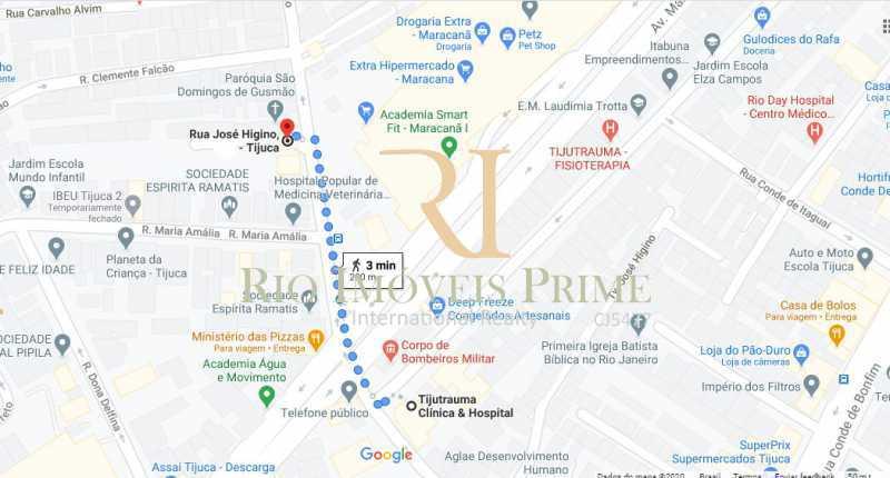 DIST TIJUTRAUMA - Ponto comercial 120m² à venda Rua José Higino,Tijuca, Rio de Janeiro - R$ 150.000 - RPPC00001 - 20